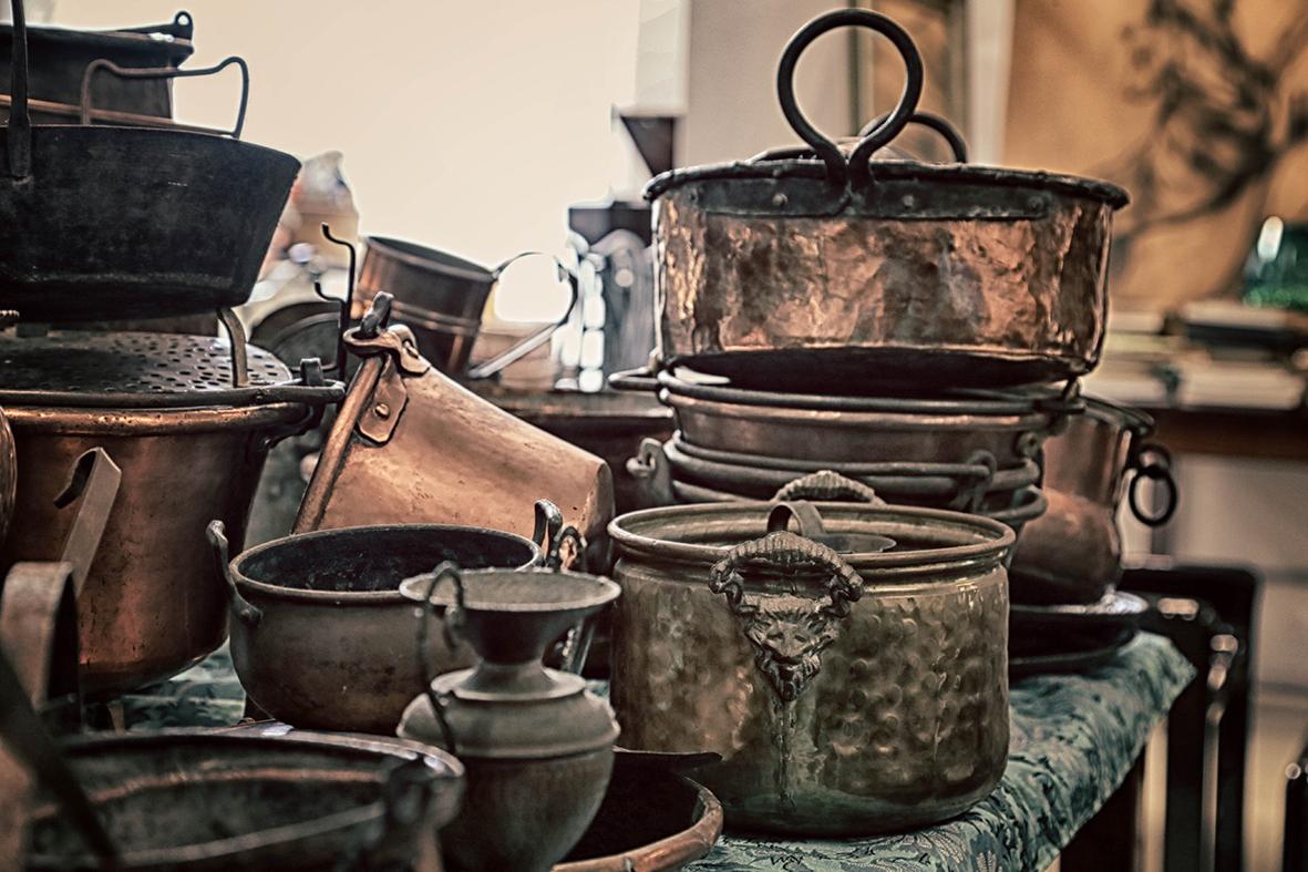 Oggetti antichi in rame in vendita da tarabacli ampia scelta for Sito per regalare oggetti