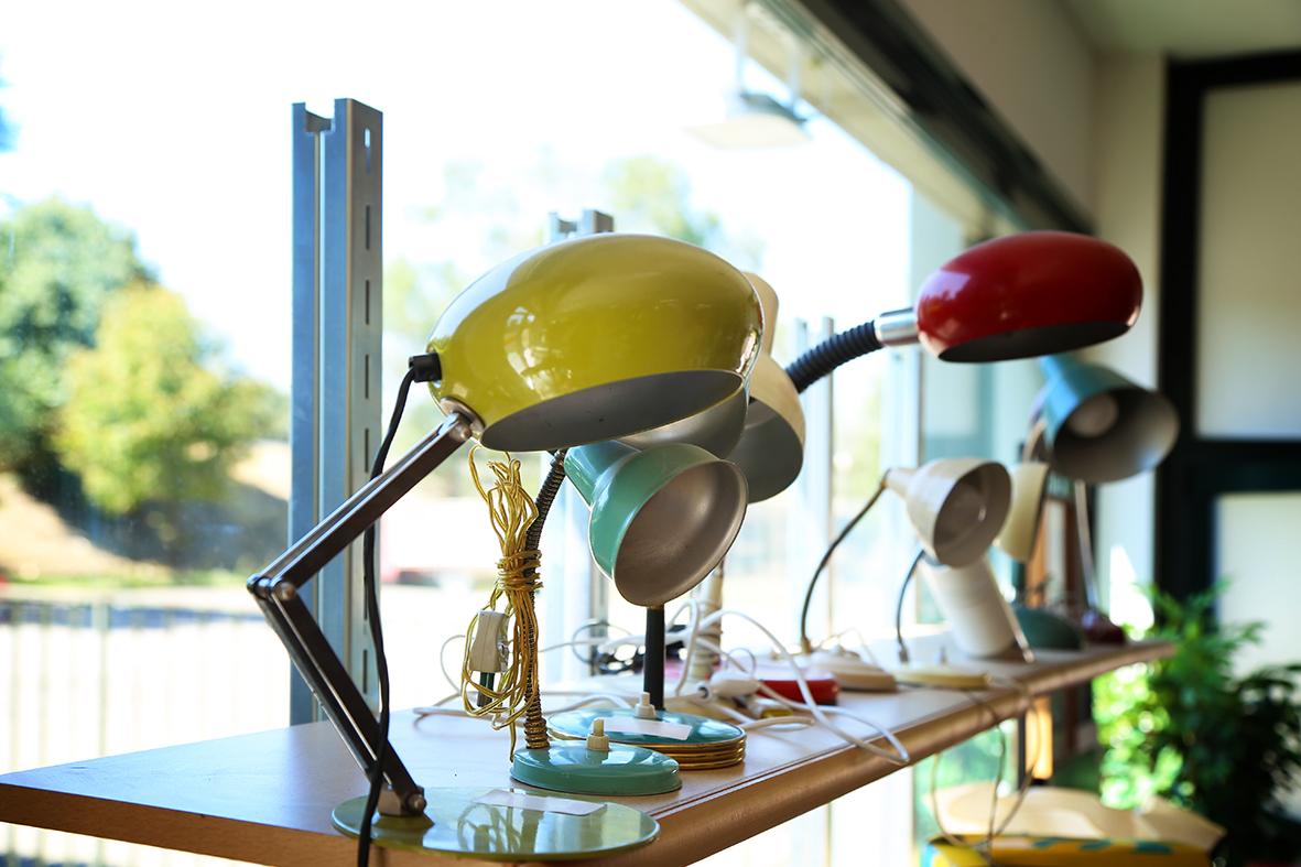 Lampade da tavolo anni 50 e 60 in vendita da tarabacli - Lampade da tavolo anni 50 ...