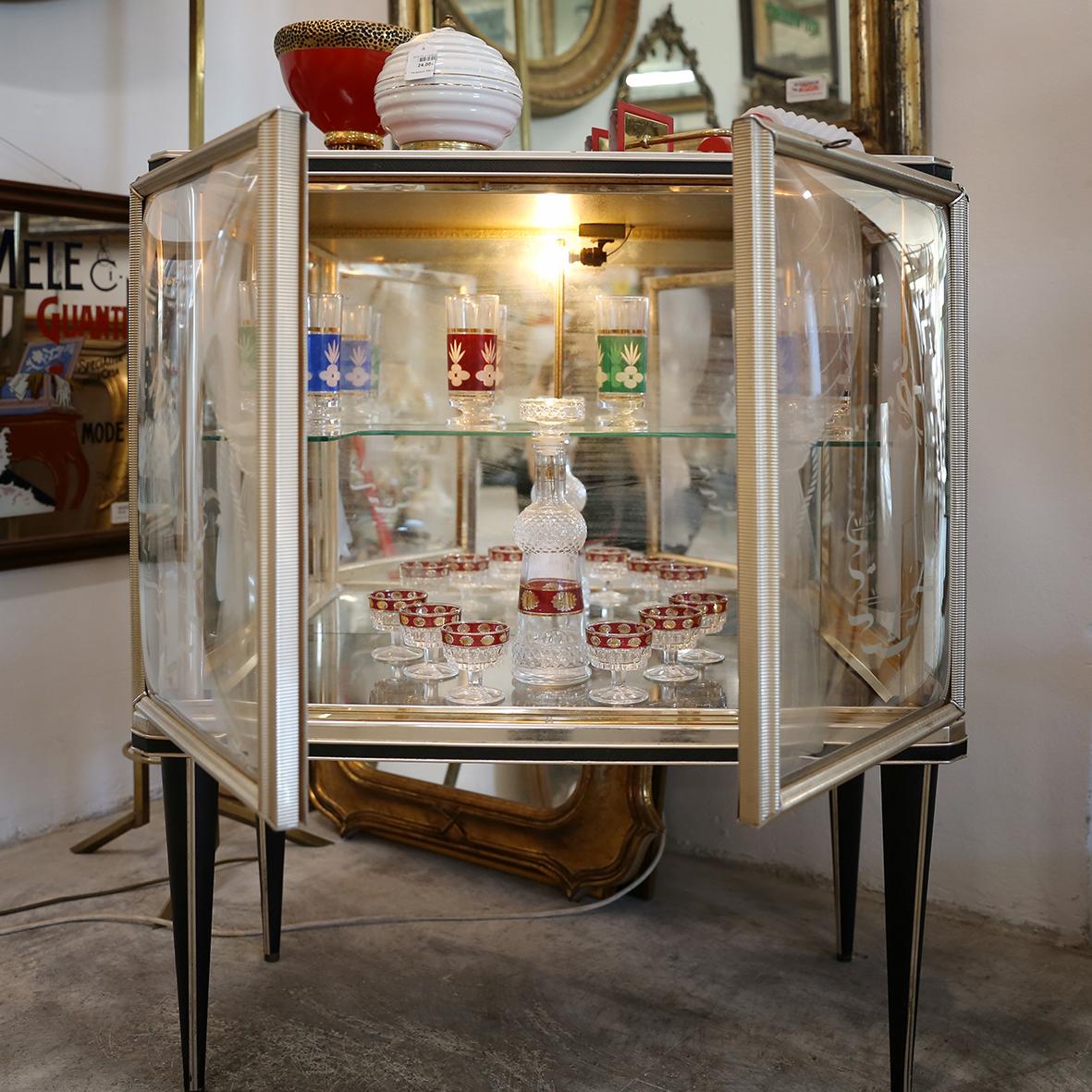 Mobile bar anni 39 50 in vendita da tarabacli a parma - Mobile bar anni 70 ...